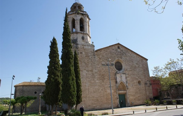 Sant Esteve Monastery and Casket of St Martirà